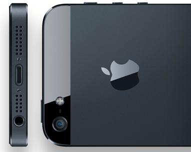 Apple - iPhone 5 - design - unpocogeek.com