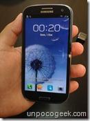 Samsung galaxy s3 unboxing -5- unpocogeek.com