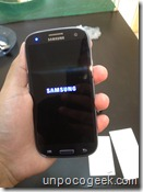 Samsung galaxy s3 unboxing -6- unpocogeek.com