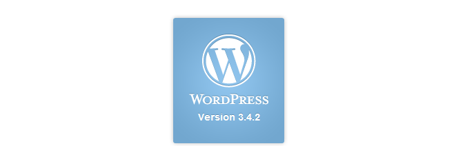 wordpress 3.4.2 maintenance and security update - unpocogeek.com