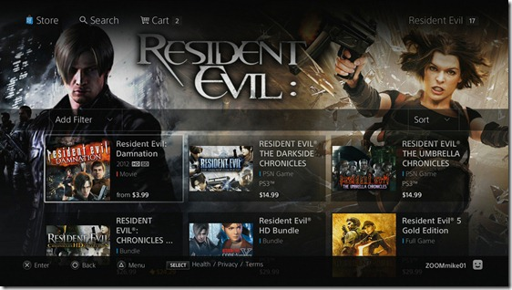 PSN redesign 2012 -2- unpocogeek.com