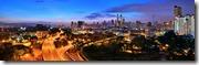 Panoramic Kuala Lumpur, Malaysia