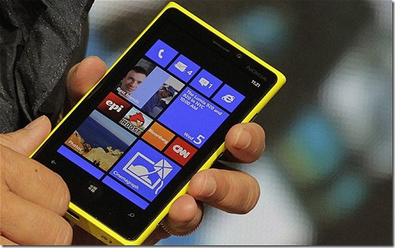 rumored microsoft phone with wp8 - unpocogeek.com