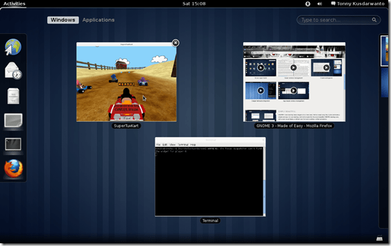 debiab with gnome 3 - unpocogeek.com
