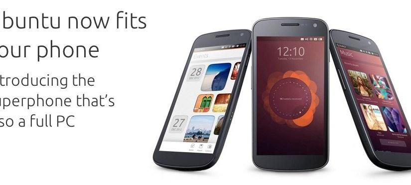Ubuntu quiere pegar el salto al mundo smartphone
