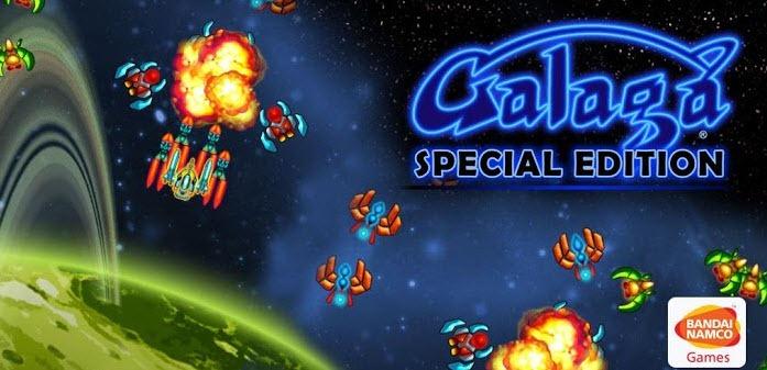 Galaga Special Edition para Android