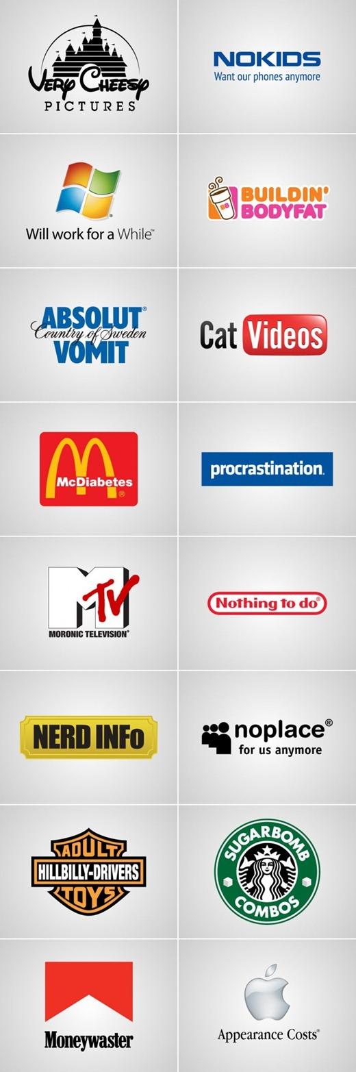 logos y sus significados ocultos - hqgeek.com