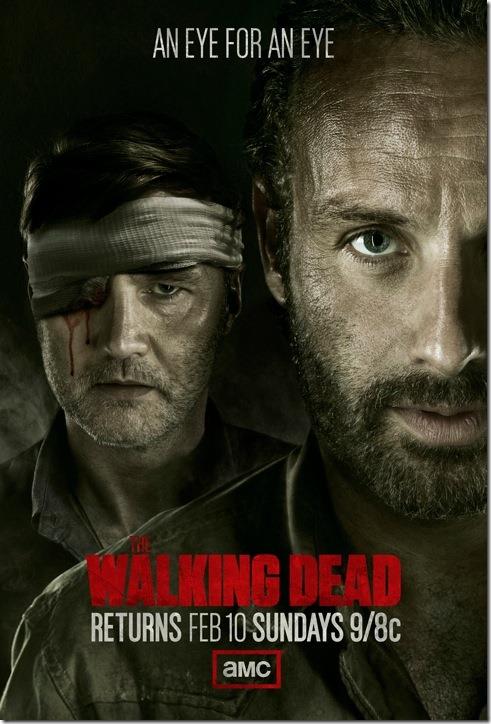 the walking dead third season new poster - hqgeek.com