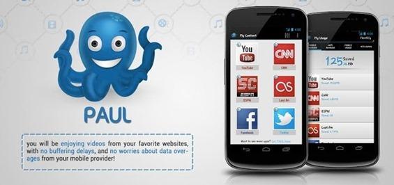 PAUL the app - Aplicaciones Android en Google Play - unpocogeek.com