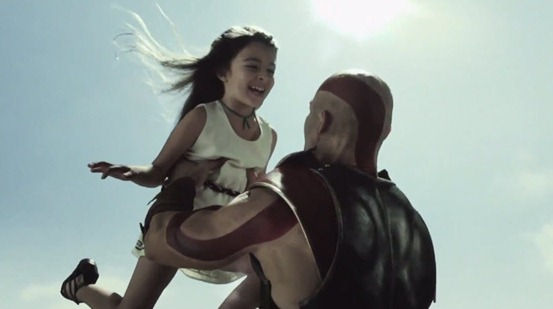 god of war ascension from the ashes live action - unpocogeek.com