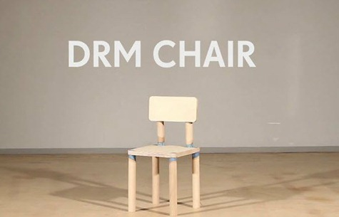 la silla con DRM - unpocogeek.com
