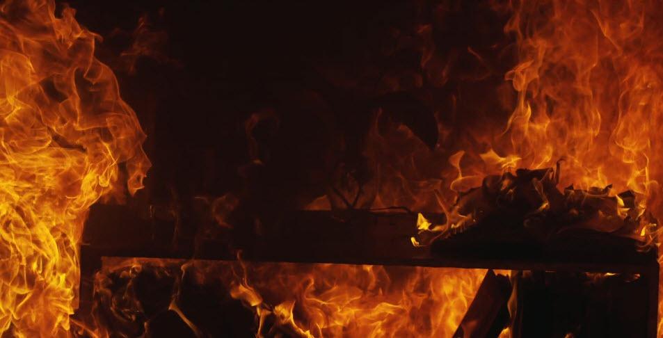 """Let me know when you see Fire"" video filmado en 4K"