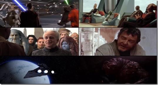 star wars movies all at the same time - unpocogeek.com