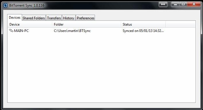 BitTorrent Sync, sincroniza tus archivos entre equipos sin subirlos a la nube