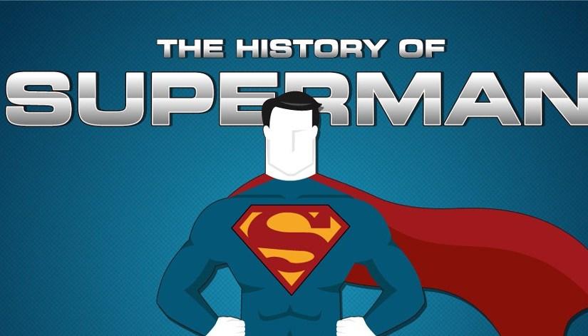[infografía] Superman y un poco de historia