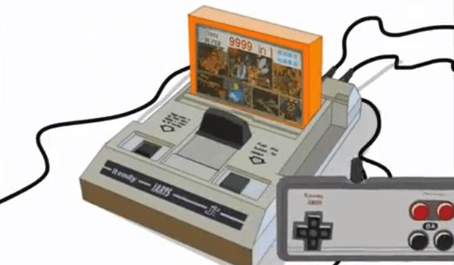 [video] Toda la nostalgia de 8bits en un solo video