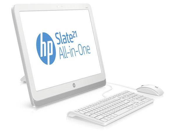 """HP Slate 21, la primer """"todo en uno"""" con Android"""