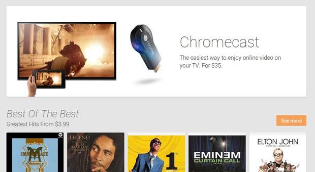 Chromecast, streaming desde cualquier dispositivo a nuestro TV