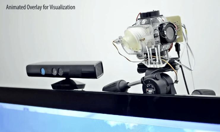 """Nuevo invento que permite """"sentir"""" objetos virtuales"""
