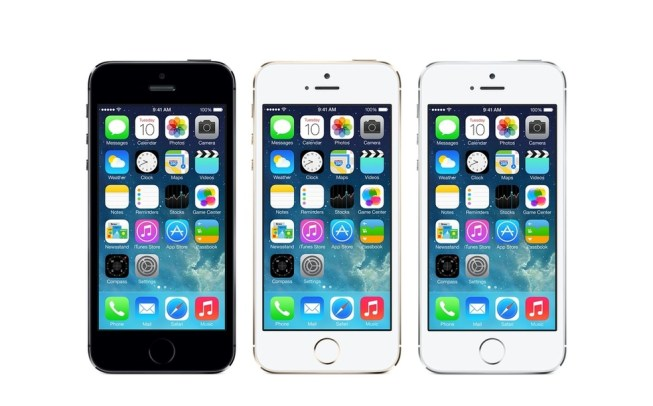 iphone5s all colors - unpocogeek.com