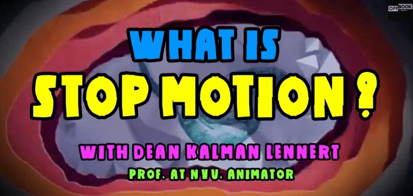 El arduo trabajo detrás de la animación stop motion