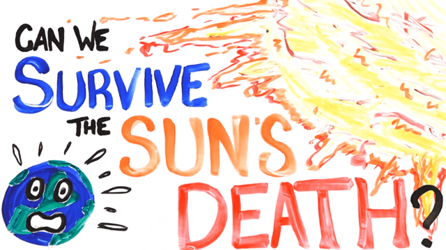 can we survive suns death - unpocogeek.com