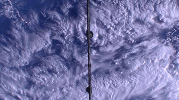Mirá la tierra en vivo desde la estación espacial internacional