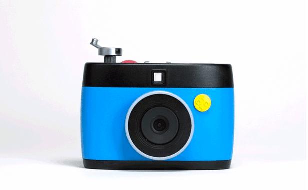 OTTO, una cámara digital que captura GIFs