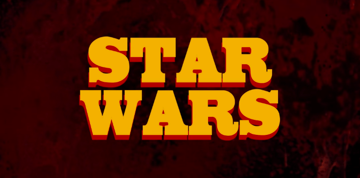 Star Wars estilo Tarantino