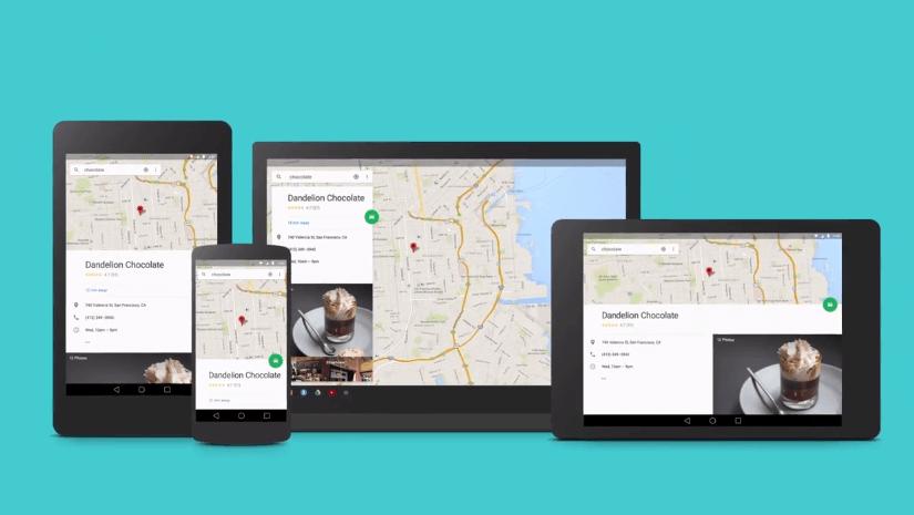 Google se prepara a refrescar sus interfaces