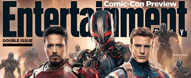 """Primeras imagenes de""""Avengers: Age of Ultron"""""""