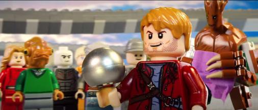 Guardians of the Galaxy IN LEGO-unpocogeek.com
