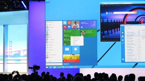 Preview técnica de Windows 9 en Septiembre
