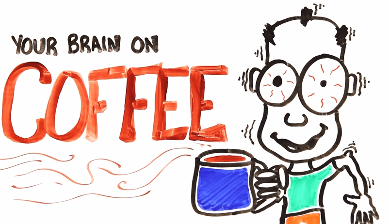 Nuestro cerebro y la cafeína