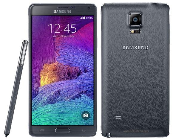 Samsung Galaxy Note 4 presentado en sociedad