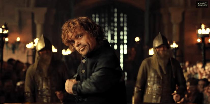 Los bloopers de Game of Thrones
