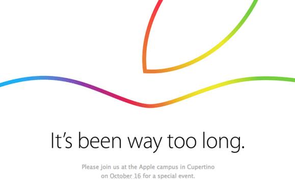 it's been way too long apple event - unpocogeek.com