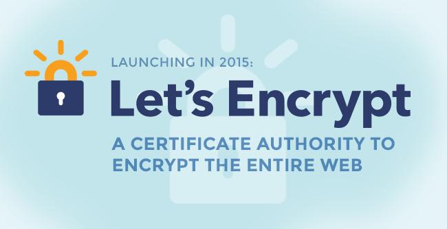 EFF, Mozilla y otros se unen para proveer certificados SSL gratis