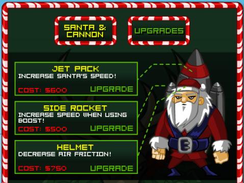 Juego Rocket Santa 2   Pais de los Juegos_unpocogeek.com