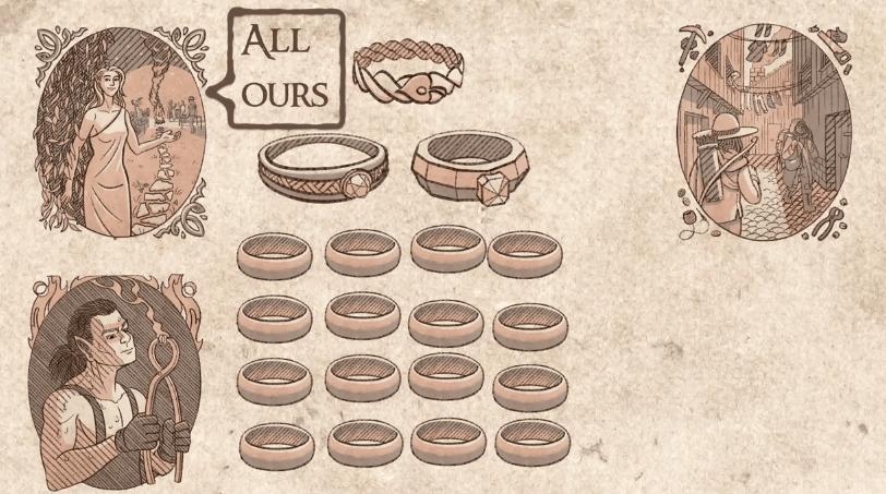 El poder del anillo único explicado