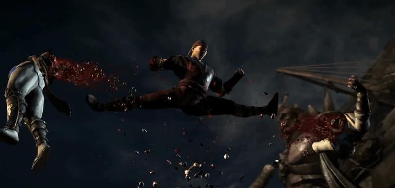 Trailer lanzamiento de Mortal Kombat X