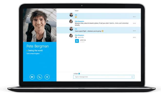 skype web disponible para todos_unpocogeek.com
