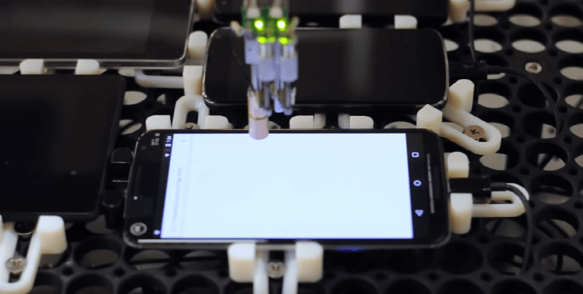 Así prueba Google la velocidad de Android en la vida real