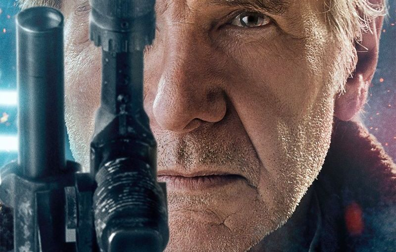 Posters de los personajes de Star Wars The Force Awakens