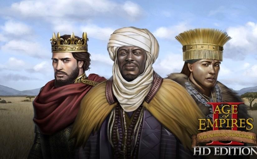 Nueva expansión para el Age of Empires II HD ya a la venta