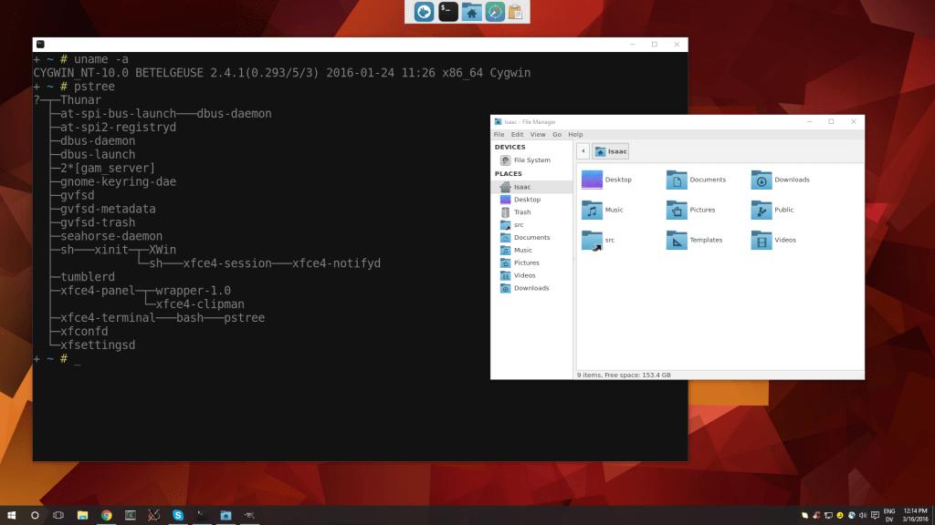 La integración de linux con Windows 10 es más grande de lo que imaginamos