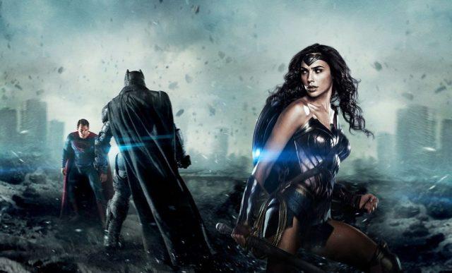 calendario de las próximas películas de DC