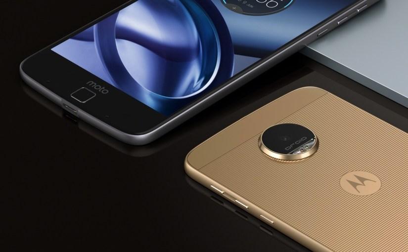 Motorola Moto Z, nueva linea de smartphone