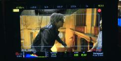 Así se filmó la escena de Quicksilver en X-Men Apocalypse