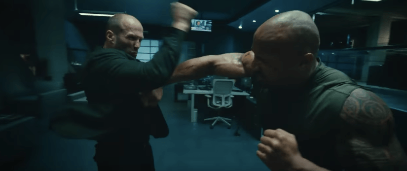Tributo a las escenas de pelea en el cine